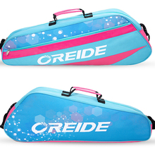 2021 Large Outdoor Sports Oxford Cloth Bags 3-6 Badminton Tennis Rackets Men Women Single Shoulder Backpack