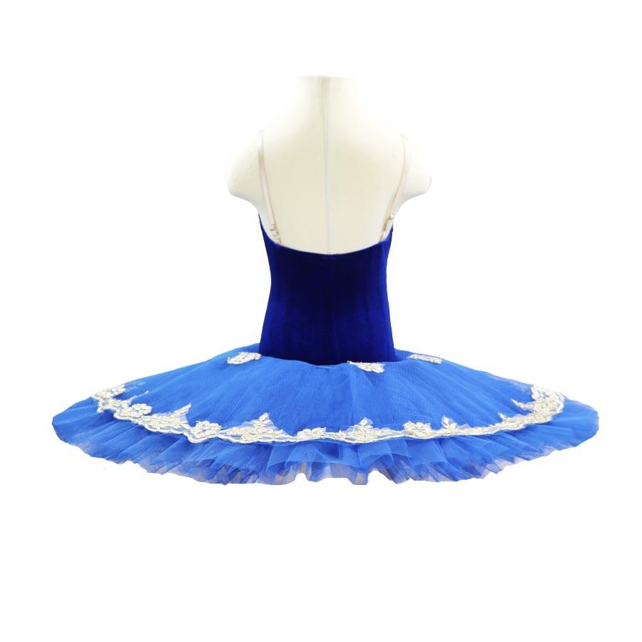 Royal Blue Ballet Dance costume Adult Costume Dance Leotard Girls Ballet Dress Women Adult Professional Ballet Tutus Blue bird in Ballet from Novelty Special Use