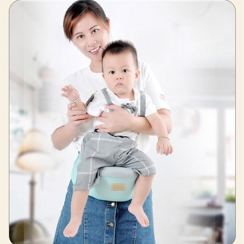 2019 New Design Kangaroo Hipseat Carrier Infant Baby Carrier Kids Infant Hip Seat Carrier For Carring Baby Home Shopping