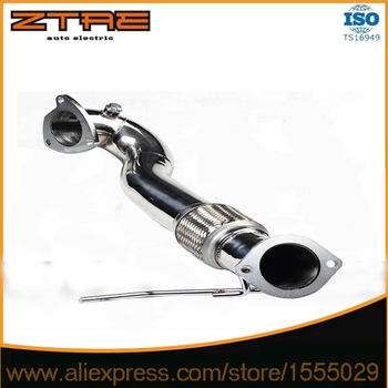 Turbo Down Pipe Downpipe Fit Voor @ Udi Tt Quattro/S3 225 1.8T 2000-2006