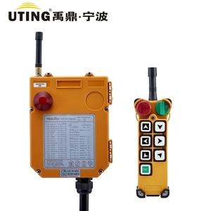 Image 2 - Grúa Industrial F24 6S de Control remoto inalámbrico F24 6D para grúa de elevación 1 transmisor 1 receptor
