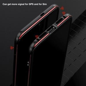 Image 4 - Xiaomi Mi 9 lite 케이스 들어 럭셔리 원래 광택 Alumium 범퍼 쉘 커버 케이스 금속 프레임 mi cc9 a3 라이트 케이스 funda