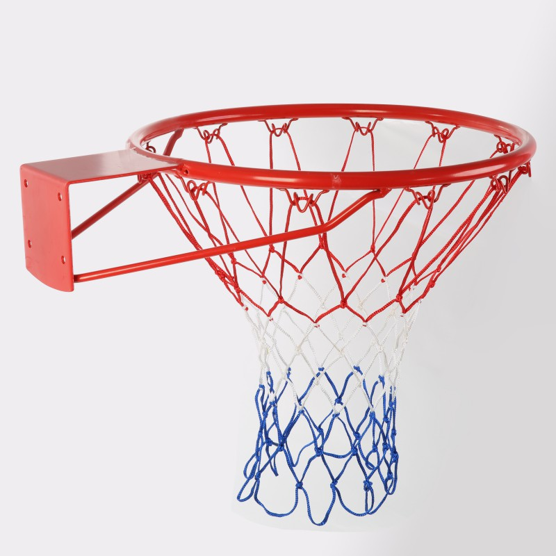 Basketball Hoop Rim Two Color High Quality Metal Basketball Rim For Training Playing Wholesale For School Company