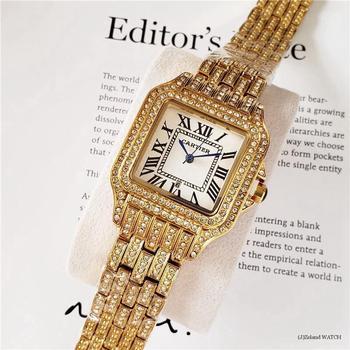 Luxury Brand Quartz Mens Women Watches Quartz Watch Stainless Steel Strap Men's Wristwatch Classic Business Dress Men's Watch 32