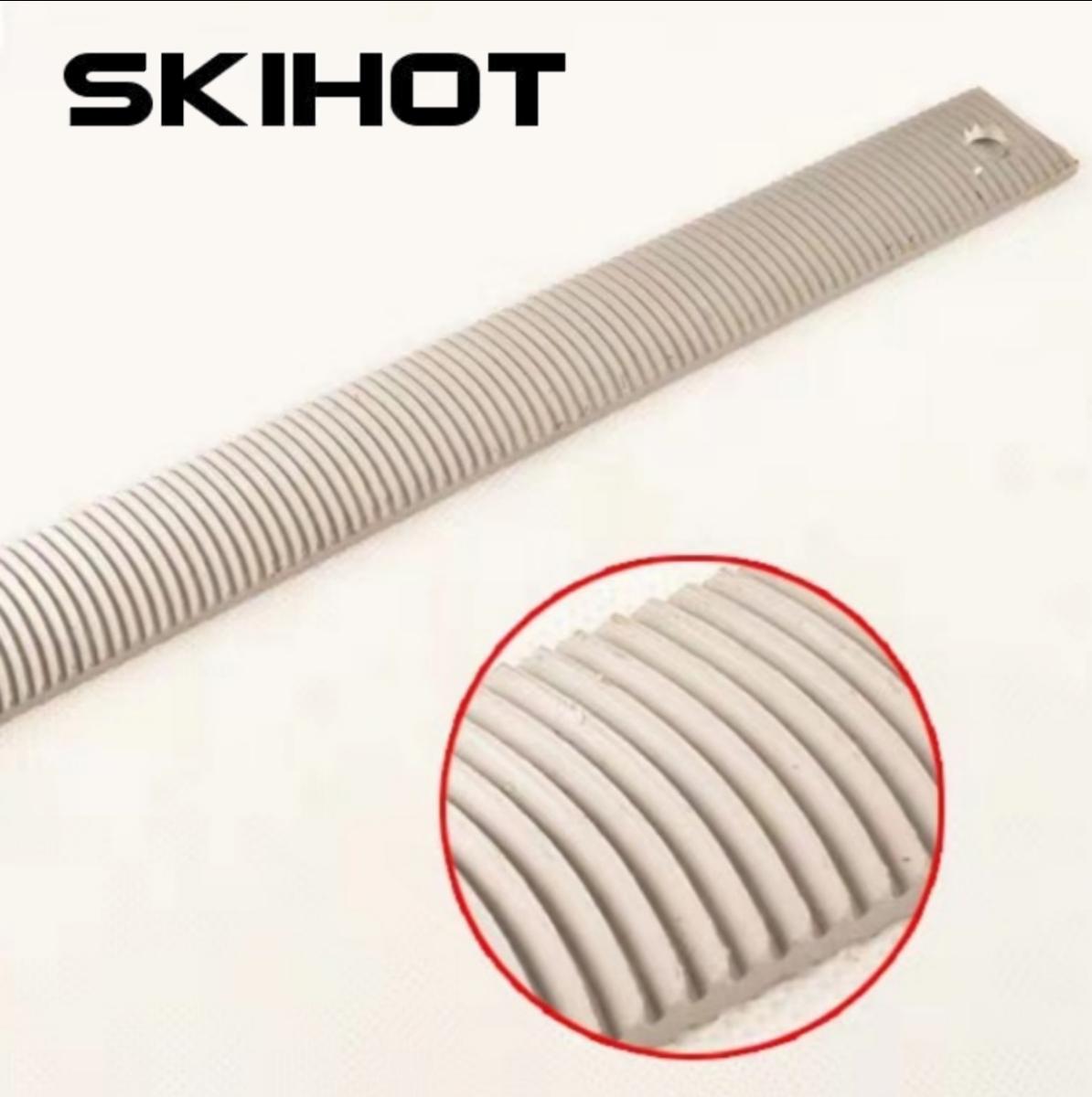 SKIHOT Fish Scale File