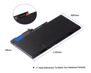 Image 4 - KingSener CM03XL HP için batarya EliteBook 840 845 850 740 745 750 G1 G2 serisi HSTNN DB4Q HSTNN IB4R LB4R E7U24AA 716724 171