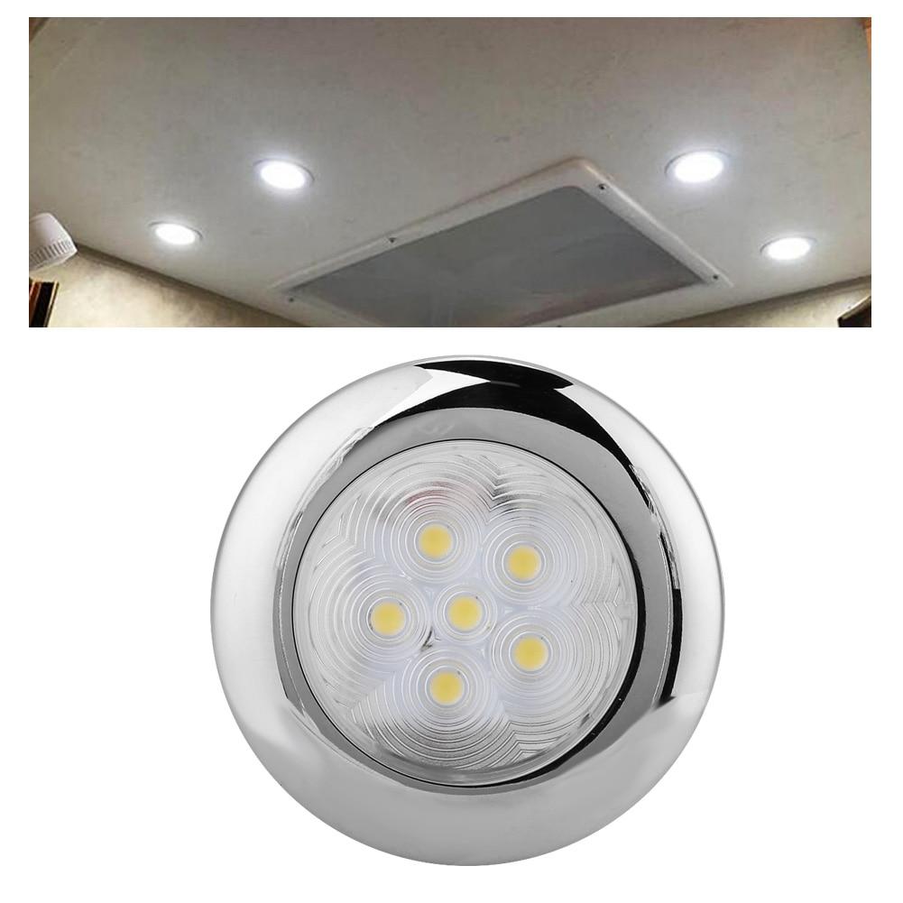 Купить новый светодиодный купольный светильник для морской лодки яхты