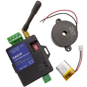 New GA01P Mini GSM Alarm Syste