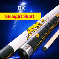 NEW 3142 Brand BK3 Pool Cues Billiards Stick 11.5 mm 12.75mm Tip Black White Colors China 2019