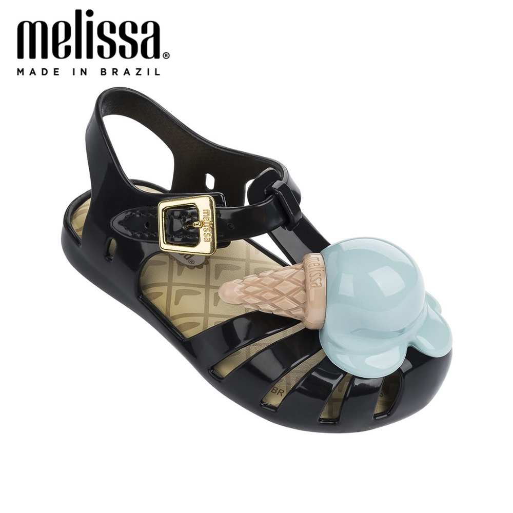 Mini Melissa Ultragirl Ice Cream Girl Jelly Shoes 2020 Summer Shoes Melissa Sandals Kids Sandals Girls Toddler Zandalias