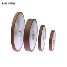 75/100/125/150 мм плоский алмазный абразивный шлифовальный круг для легированной стали, керамического стекла, нефрита, CBN шлифовальный круг