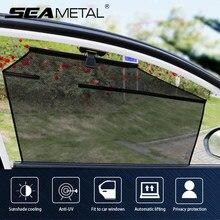 Automatycznie boczna szyba zasłony do osłony przeciwsłoneczne do samochodu pokrywa anty UV osłony przeciwsłoneczne ochrona prywatności Auto ochrona przed słońcem towary samochodowe