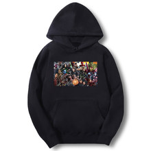Marvel De Nacht Deadpool Mannen Superman Hoodie Batman Heren Sweatshirt Lente Herfst Fleece Warm Heren Hoody Mode Mannelijke Kleding(China)