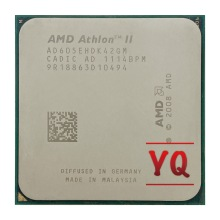 Amd athlon ii x4 605e 605 2.3 ghz processador cpu quad-core ad605ehdk42gm/ad605ehdk42gi soquete am3