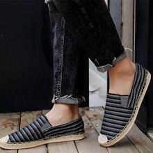 Мужские повседневные туфли на плоской подошве китайская стильная