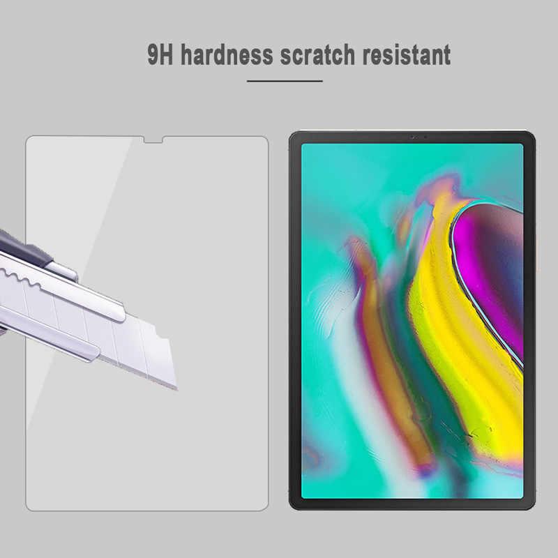 أحدث 2 قطعة 0.3 مللي متر 9H واقي للشاشة لسامسونج غالاكسي تبويب S6 10.5 T860 T865 SM-T860 SM-T865 الزجاج المقسى طبقة رقيقة واقية