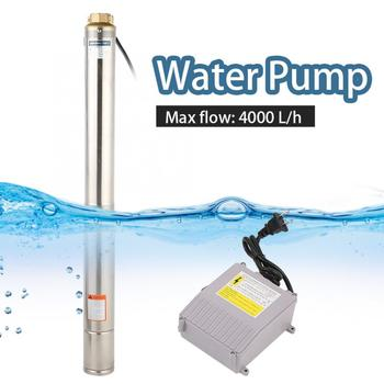 1.3kw Deep Well Water Pump 4000L/h Submersible 110V US Plug high quality