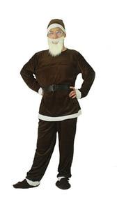 Image 4 - Festa di Santa Sette Nani Neve Costume Fata Elf Adulti Bambini Bambini Carnevale di Scena Halloween Gruppo di Famiglia Vestito Per Gli Uomini