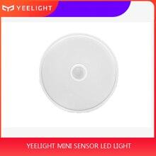 Yeelight czujnik Led sufit Mini ludzkie ciało/czujnik ruchu światło mini inteligentna dioda Led Nordic style dla domu