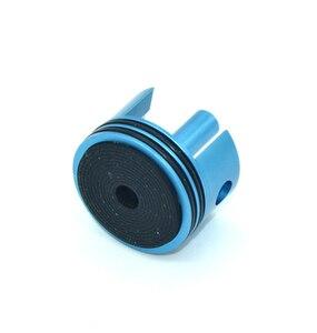 Image 3 - Paintball Fightingbro Ultra Cilinderkop Airsoft Voor Ver.2 M4 Paintball Air Guns Versnellingsbak Aeg Accessoires Cnc Aluminium