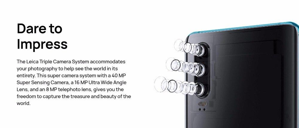 Huawei P30 Smart Phone (2)