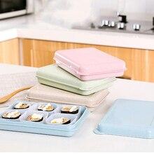Младенческая пищевая добавка свежесть Ланч закуска посуда безопасные детские пищевые морозильные контейнеры для хранения
