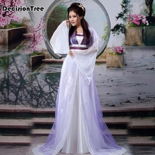 2020 ancient chinese costume hanfu cosplay traditional chinese dance costumes wo