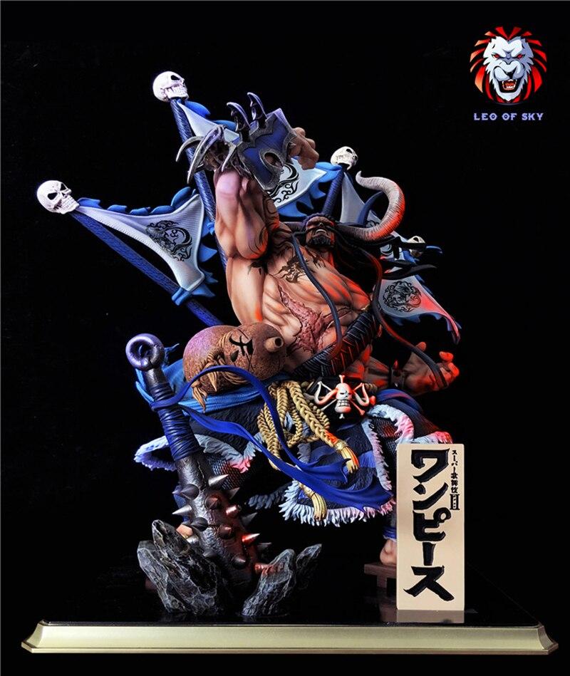 Tiens Studio Kaido's Four Emperors Resonate with All Beasts Kaido Figure 1