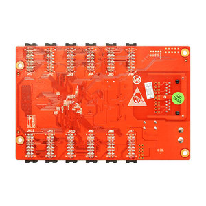 Image 2 - Huidu HD R501 asynchronous full color led receiving card led controller work with HD D30 for Outdoor advertising led