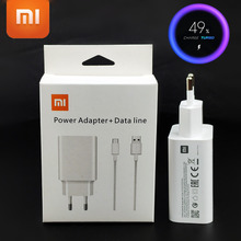 Original 27W xiaomi redmi K30 Turbo charger Fast Charge mi 9 9t cc9 redmi K20 Pro Power adapter quick charge Usb 3.1 Type cable