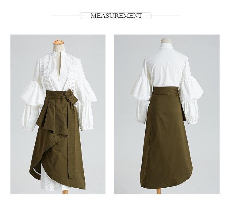 Կանանց 2 կտոր փեշի հավաքածու V - Կանացի հագուստ - Լուսանկար 5