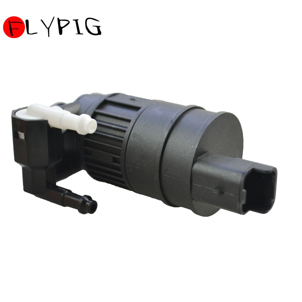FLYPIG New Parts Windscreen Washer Pump / Motor for Renault Clio Laguna Megane Kangoo Espace MK2 7700430702 28920-BU000 AWP64 image