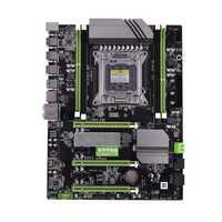 JIAHUAYU X79T DDR3 ordinateur de bureau carte mère 2011 CPU 4 canaux Support de jeu M.2 E5-2680V2 I7 Sata 3.0 USB 3.0 pour Intel