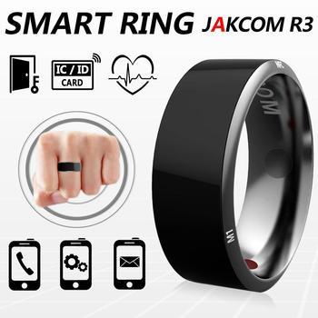 JAKCOM R3 anillo inteligente en oferta en pulseras como reloj inteligente de presión arterial