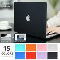 Funda de portátil para Apple Macbook Air Pro, Retina, barra táctil, 11, 12, 13, 15 pulgadas, 13,3