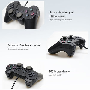 Image 3 - For PS2 Wired Controller Gamepad Manette For Playstation 2 Controle Mando Joystick For playstation 2 Console Accessory
