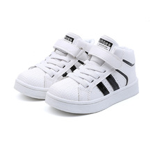 Children Shoes For Baby Sneakers Brand Kids Fashion High Top Sport Toddler Running Child Training
