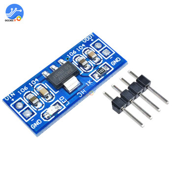 10PCS AMS1117 6-12V turn to 5V Power Supply Module AMS1117-5.0 For Arduino Raspberry Pi PCB Board image