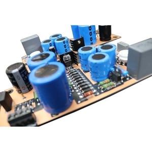 Image 4 - 2Pcs Referentie Duitsland D.Klimo Merlino Circuit 6dj8 Vacuum Tube Pre Fase Ecc88 Hifi Versterker Voorversterker Diy Kit