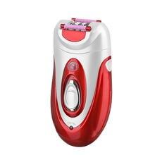Портативный электрический эпилятор для женщин машинка удаления