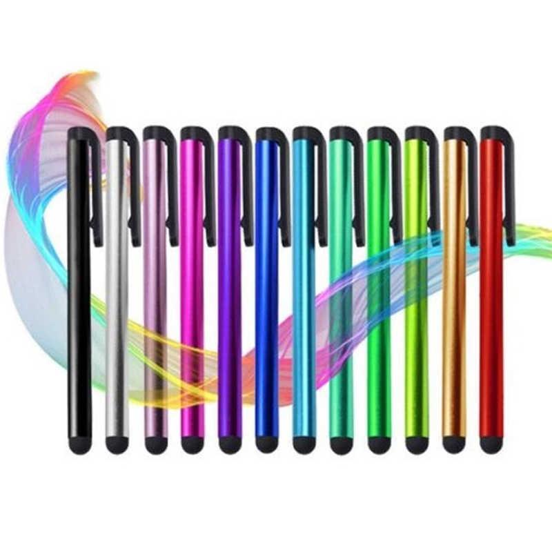 20 piezas/30 piezas pantalla táctil capacitiva Stylus Pen para IPhone Touch Suit para otros teléfonos inteligentes Tablet Metal Stylus lápiz