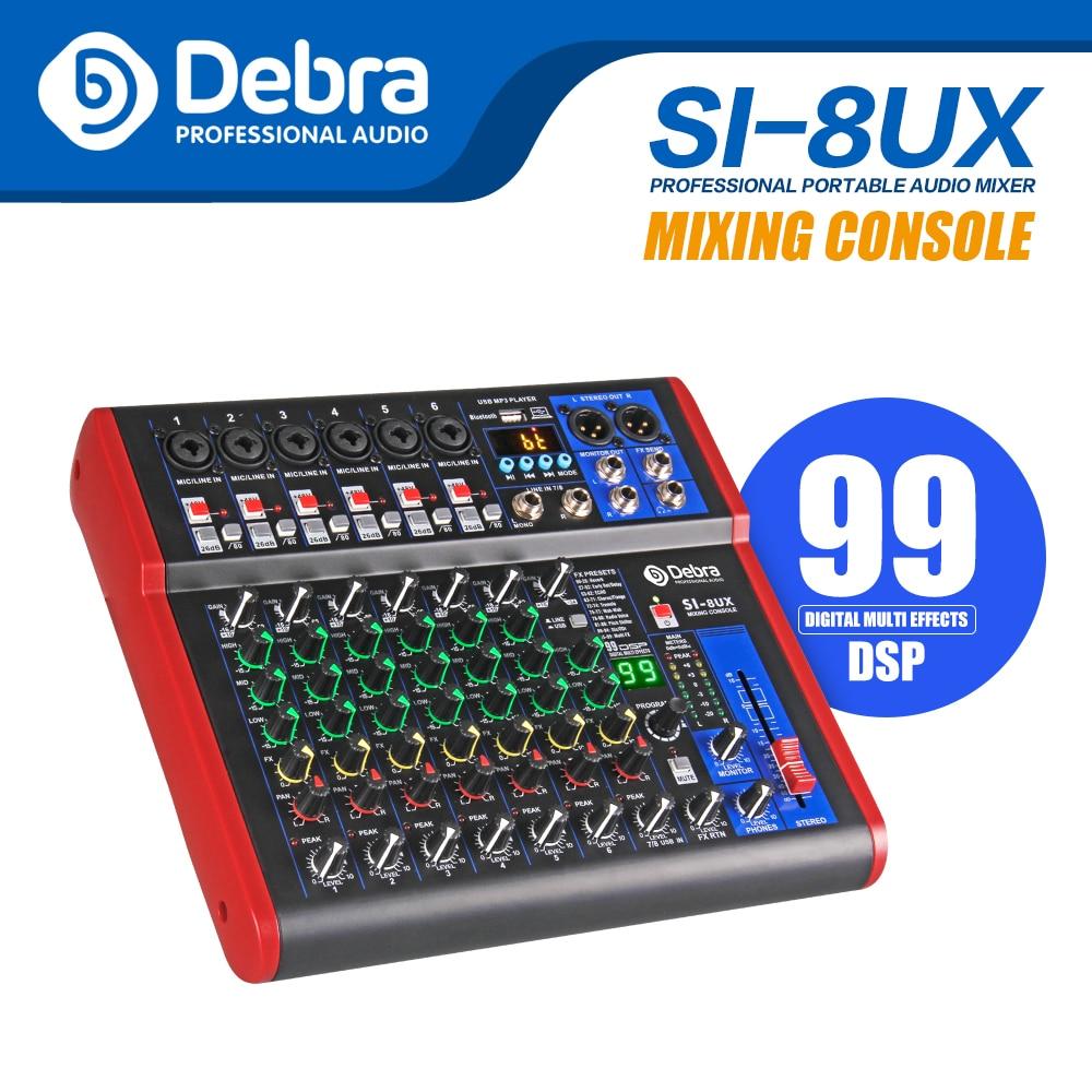 Clean Sound! Debra Audio Pro 8 ...