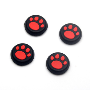 Image 5 - 2pcs/lot Silicone ThumbStick Grips Caps Gamepad Joystick Button Cover Case for Sony PS4 /PS3 for XBOX One 360 Controller