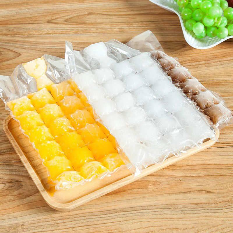 10 unidades/pacote Sacos Térmicos Bloco de Gelo Descartável Eco Especial Geladeira Portátil Congelador Legal Bolsa de Acessórios Suprimentos