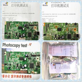 Testowana płyta główna dla płyty głównej EPSON L375 płyta formatująca PCA ASSY tanie i dobre opinie CN (pochodzenie) For EPSON L375 main board