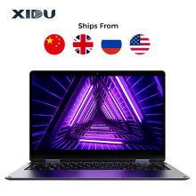 Baru Xidu Philbook Max Tablet Layar Sentuh Laptop Notebook Dual Core Backlit Keyboard dengan 4 GB RAM 128GB ROM 14.1 inci(China)