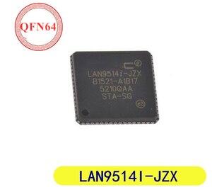 5-10PCS LAN9514i-JZX LAN9514i QFN-64 Ethernet controller
