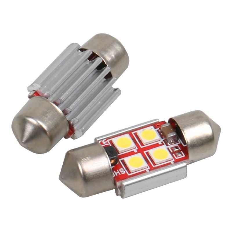 Festón led c5w c10w para canbus de 31mm, 36mm, 39mm, 41mm, Bombilla de coche led 3030smd de 24v, camión, 12v, estilismo para el interior del coche