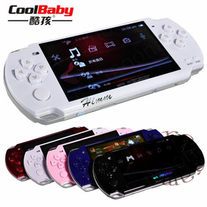 Image 3 - 2019 Nieuwe Ingebouwde 5000 Games, 8Gb 4.3 Inch Pmp Handheld Game Speler MP3 MP4 MP5 Player Video Camera Fm Portable Game Console