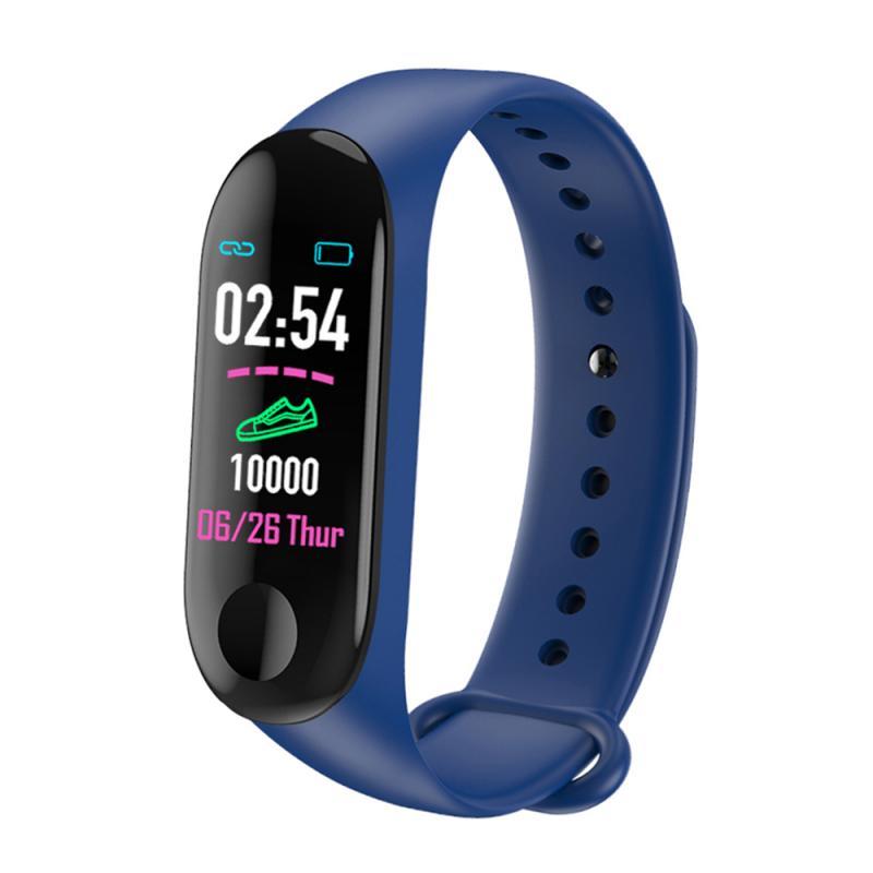 Y68 /D13/M3 Bluetooth Smart Watches Men Sport Fitness Tracker Smart Bracelet Blood Pressure Heart Rate Monitor Smartwatch